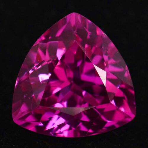 Natural Unheated 5.50 Ct Certified Utah Red Beryl Bixbite 10x10 mm Gemstones