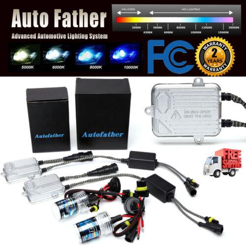 Car Parts - HID H1 H3 H4 H7 H11 9006 9005 Xenon Light Bulb Ballast Conversion Kit Headlights