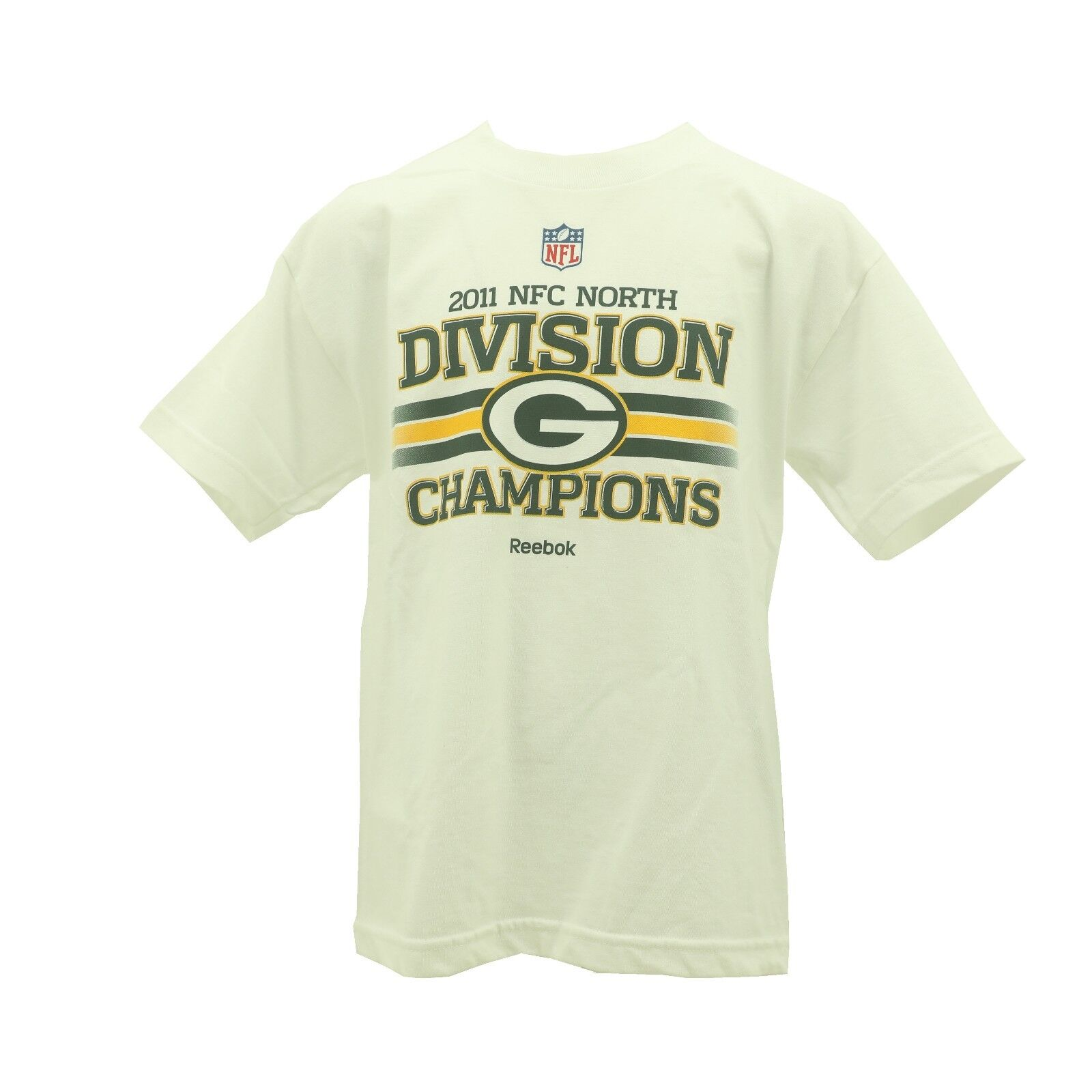 c7858c63 Details about NFL Green Bay Packers Kids Youth Size Team Apparel Official  T-Shirt New W Tags