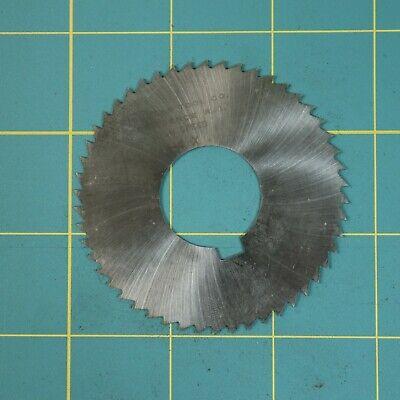 1one Slitting Slotting Saw Blade 0.030 X 2-1116 Hss Machinist Cutting Tooll
