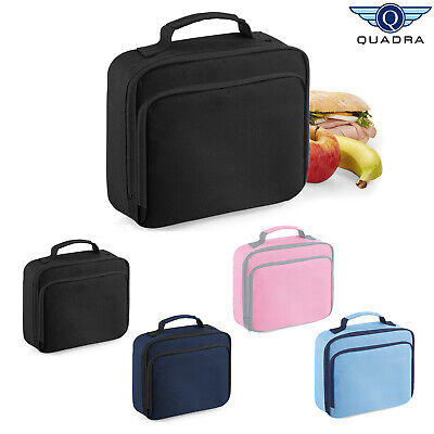 Quadra Lunch Cooler Bag Children's Dinner Box  - Boys Girls