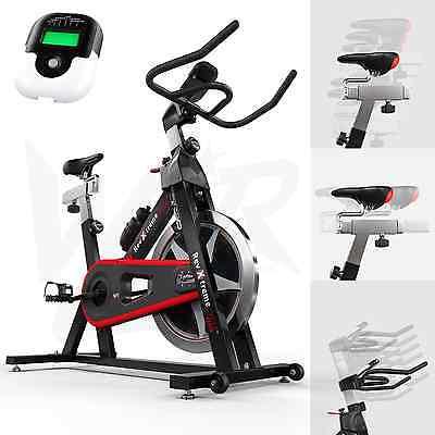 Exercise Bike Aerobic Bike Indoor Studio Bicycle Home Cardio Fitness Machine