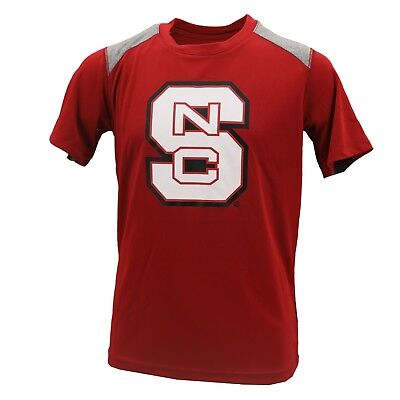 NC State Wolfpack Official NCAA Apparel Kids Youth Size Athletic Shirt New Tags - Nc State Apparel