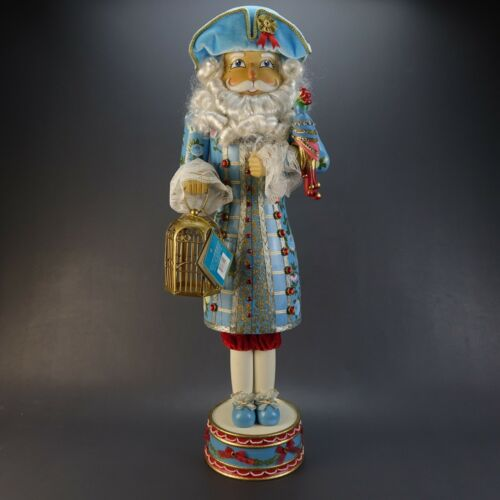 Christopher Radko Musical Hand Painted Nutcracker #89 of 1800 Courtly Delights