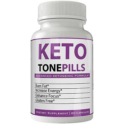 Keto Tone Pills Weightloss Supplement Keto Diet Tablets - Fire Up your Fat Bu... 1