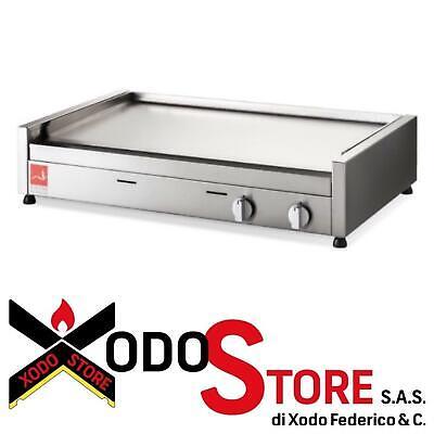 AIRONE barbecue gas da appoggio piastra inox SERIE 80 BBQ - INVIA...