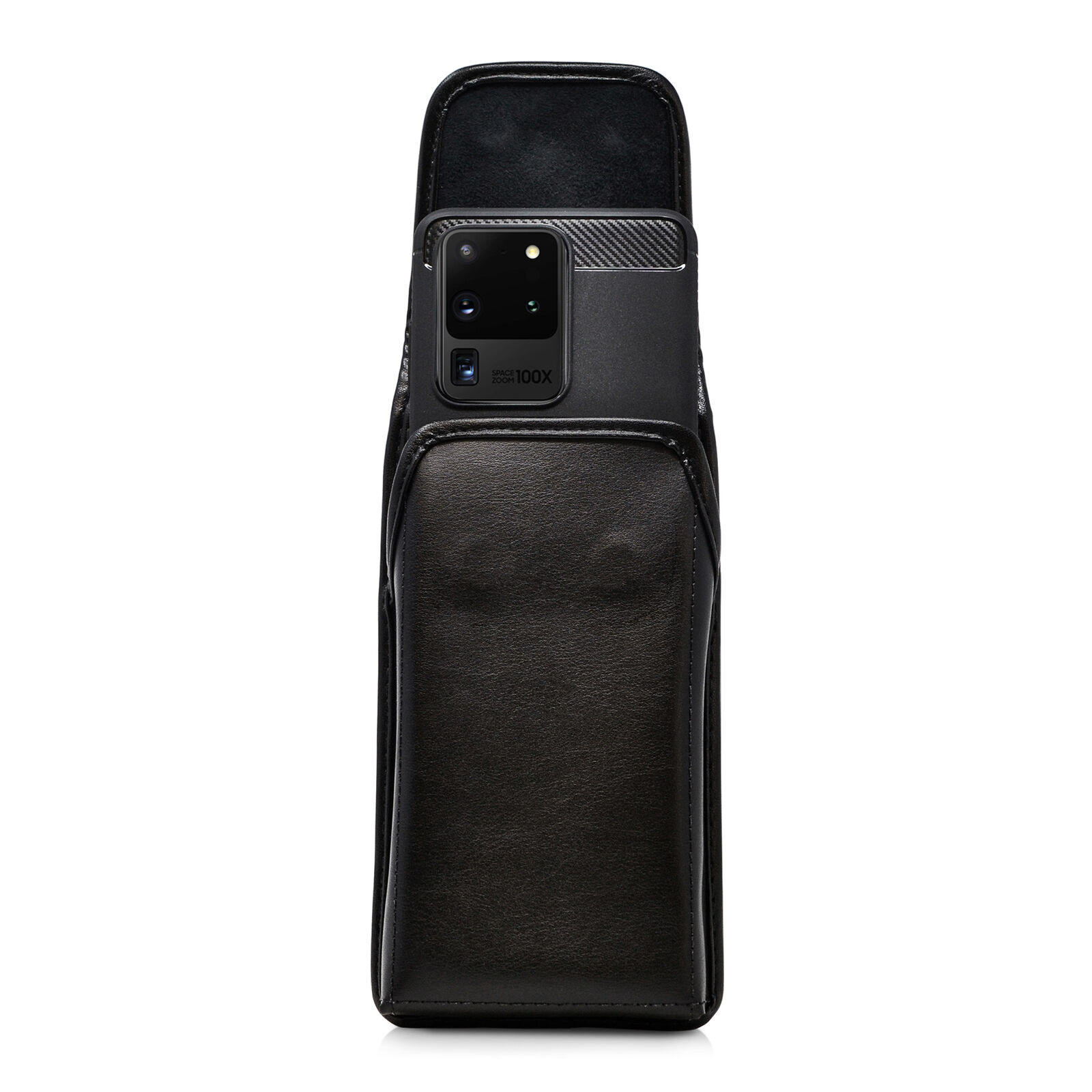 galaxy-s20-ultra-vertical-holster-black-leather-pouch-rotating-belt-clip