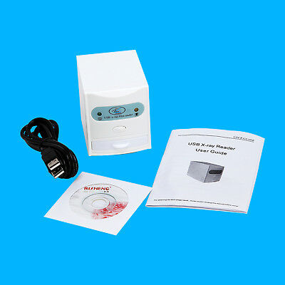 Dental X-ray Film Reader Digitizer Viewer Scanner Digital Usb 2.0 Ca Dentist See