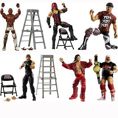 "Mattel WWE 6"" Action Figure Elite Collection Series 63 NEW"