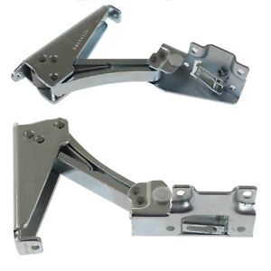 2 x Genuine Schreiber Fridge Freezer Integrated Ingol Door Hinges Bracket Pair