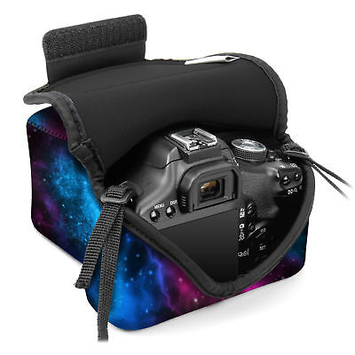 DSLR Camera  Case Sleeve with Neoprene Protection & Accessory Storage