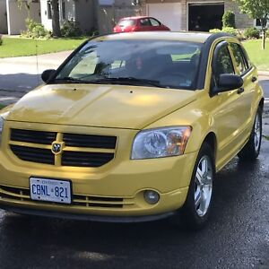 Dodge Caliber every day driver