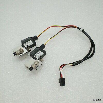 Parker Kuroda Solenoid Valve Lot Of 2 Used Va01plc24-1pr Vlv-i-9622a42-6
