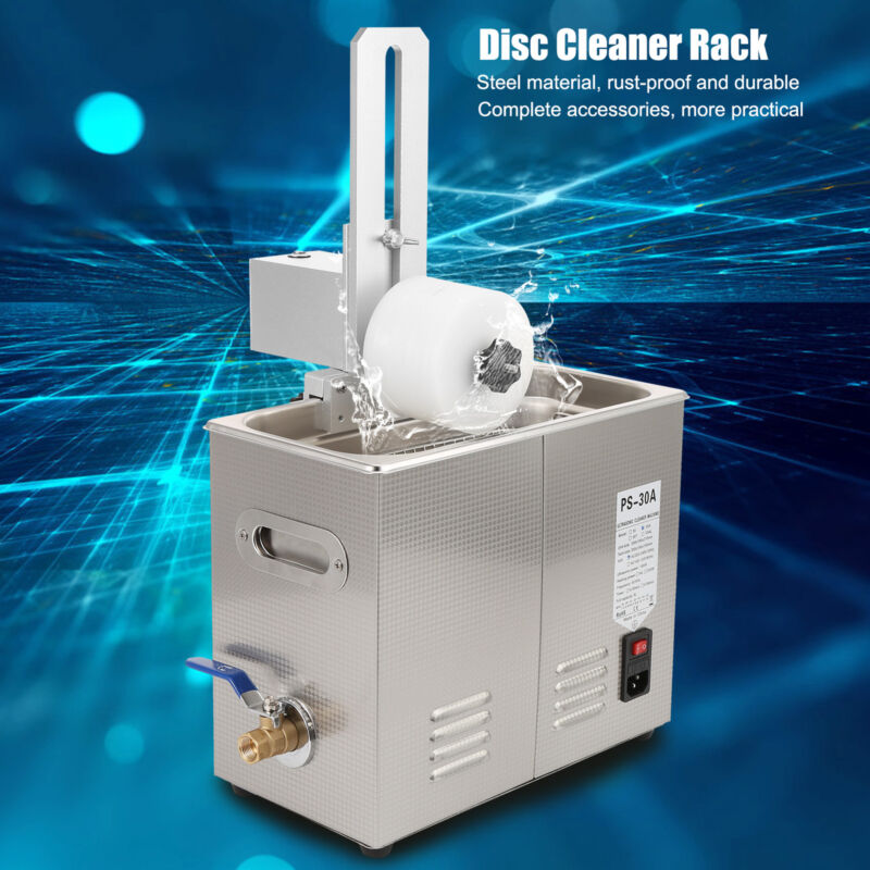 Ultrasonic Vinyl Record Cleaning Machine System Vinyl Stack Cleaner Machine