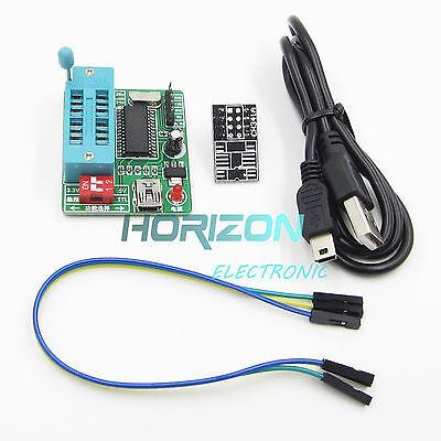 CH341A 24 25 series BIOS USB Programmer EEPROM Flash Universal Programmer