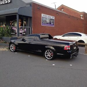 Ve Ssv 2009 Holden commodore ute Muswellbrook Muswellbrook Area Preview