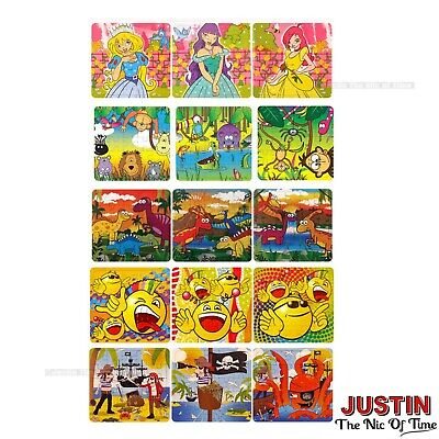 MINI PARTY LOOT BAG JIGSAW PUZZLES CHILDRENS KIDS FILLERS TEACHERS GIFT IDEAS - Kid Birthday Party Ideas