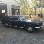 1966 Ford Mustang Coupe 6 cylinder Wulkuraka Ipswich City Preview