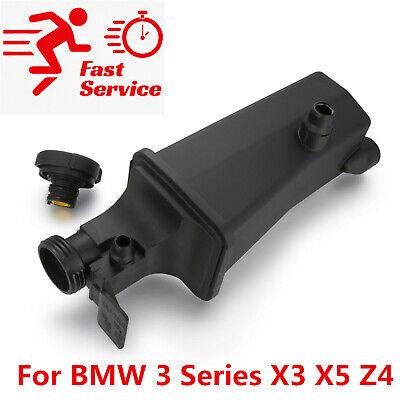 Radiator Header Expansion Tank For BMW 3 Series E46/ X3 E83/ X5 E53/ Z4 E85 E86