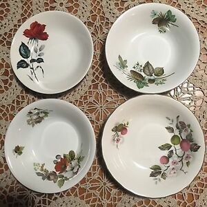 4 English china bowls Happy Valley Morphett Vale Area Preview