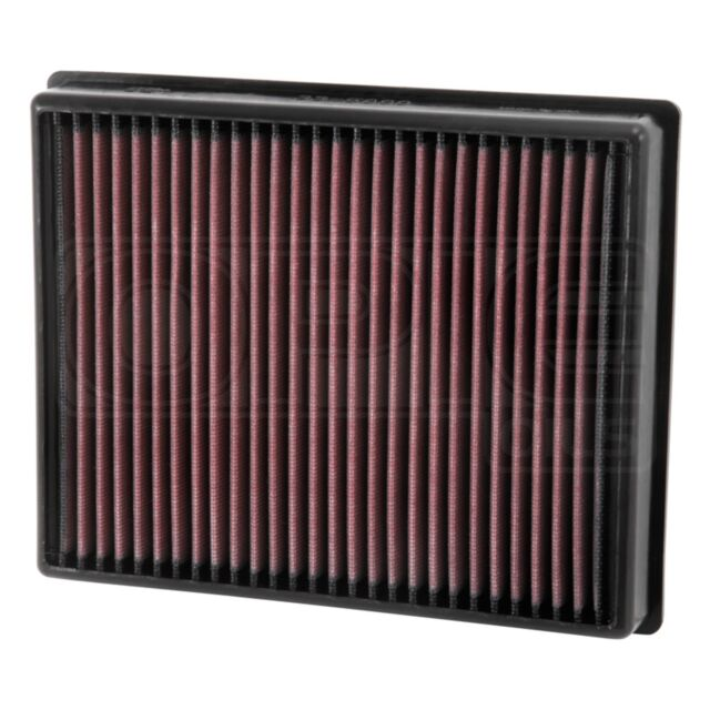 K&N Replacement Air Filter - 33-5000 - Performance Panel - Genuine Part