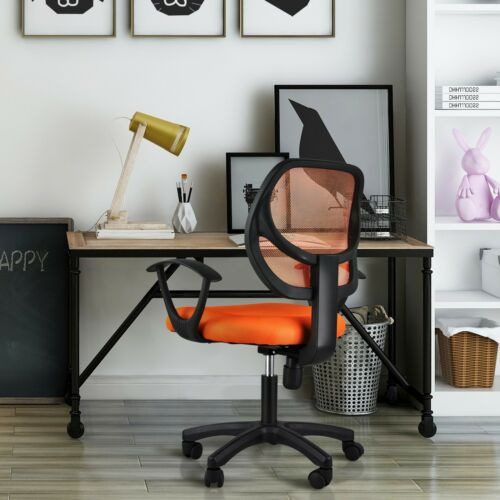 Adjustable Office Computer Desk Executive Chair Task Swivel