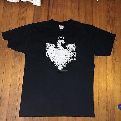 2006 QUEEN Concert Tour (LARGE) T-Shirt PAUL RODGERS