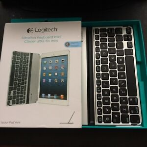 Logitech Ultrathin iPad mini Keyboard Cover