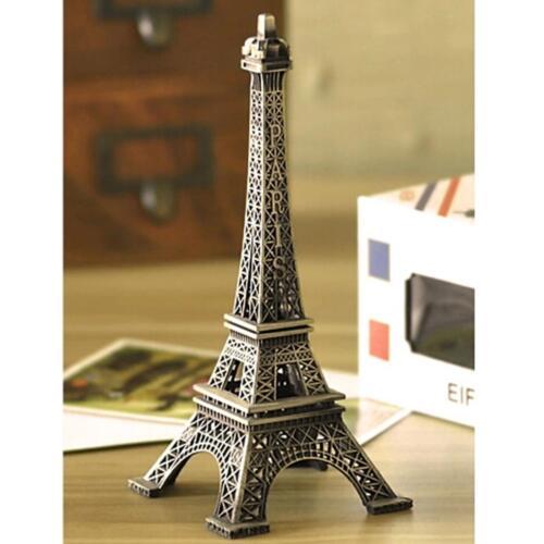 Statue Figurine Paris Eiffel Tower Model Home ...