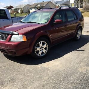 2006 Ford Freestyle Limited AWD loaded