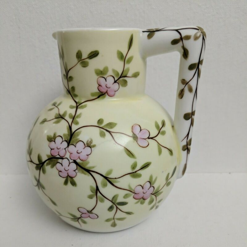 Small Flower Pitcher Vintage