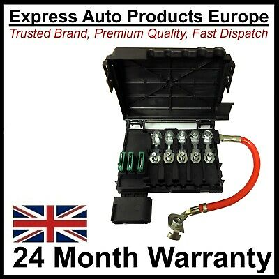 Fuse Box & Cover Battery Terminal VW Golf MK4 Bora New Beetle Audi A3 8L1