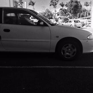 2000 Hyundai Excel Hatchback Preston Darebin Area Preview