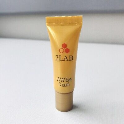 3LAB WW Eye Cream 3 ml/0.1 oz Deluxe Travel Sample Size Tube