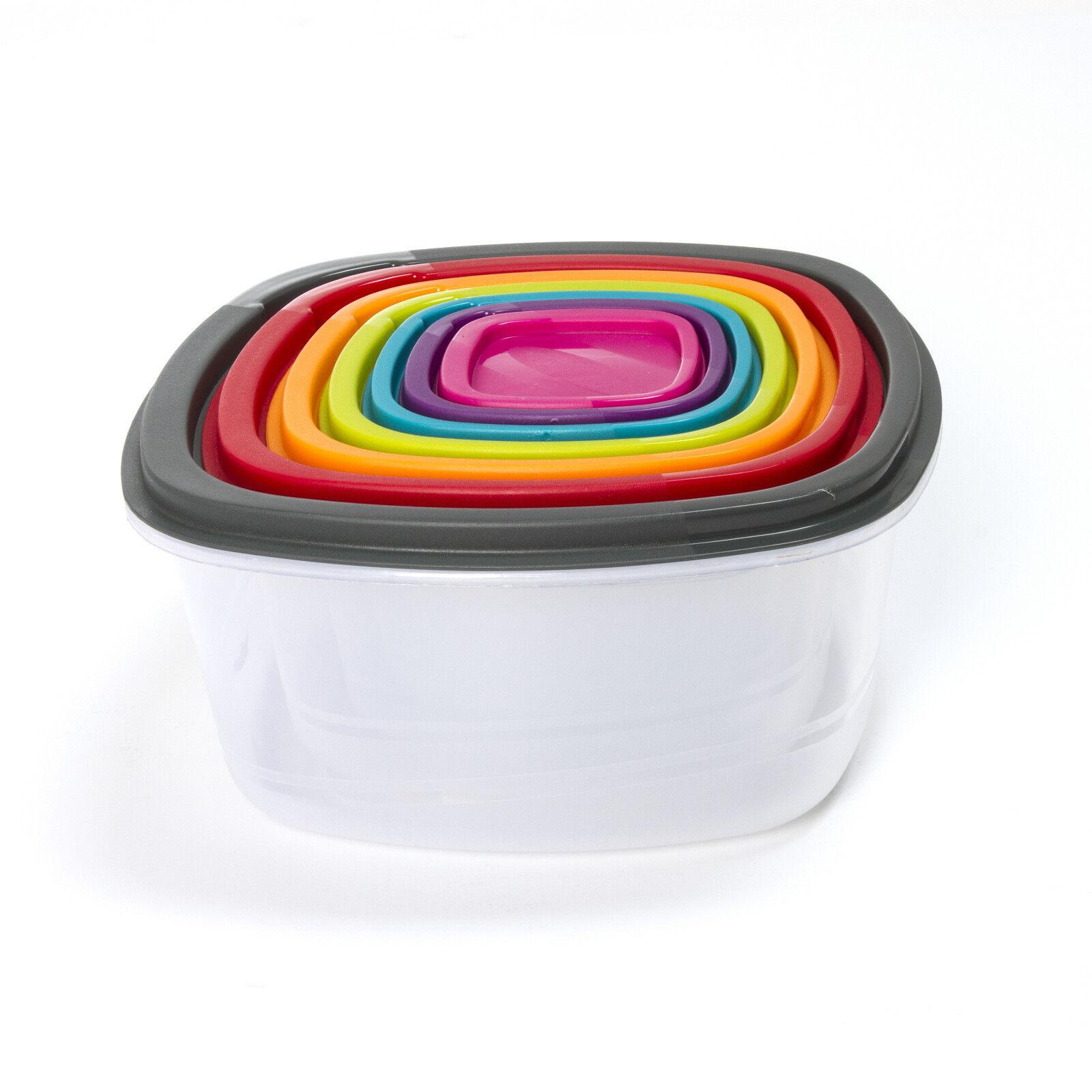$_10 15 x Boîtes de Rangement Alimentaire en Plastique