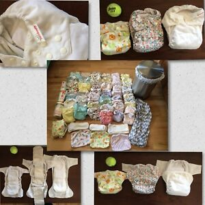 Cloth diapers complete set