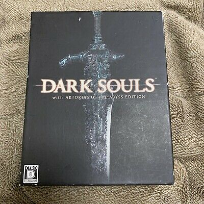 Sony PS3 Dark Souls Artorias of the Abyss Edition Soundtrack Booklet Japan Used comprar usado  Enviando para Brazil