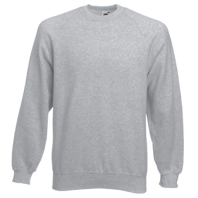 fruit of the loom sweatshirt men 39 s clothing ebay. Black Bedroom Furniture Sets. Home Design Ideas