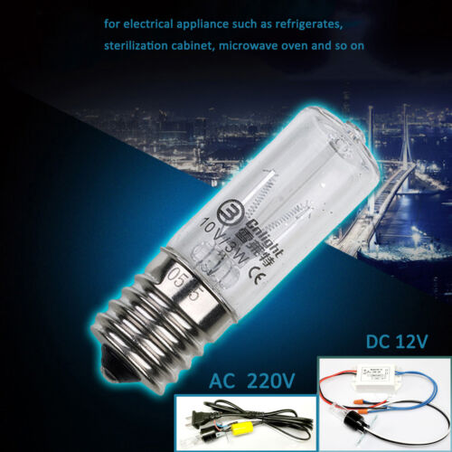 CNLIGHT Kondensator UVC UV Birne Bulb Sterilizing Lampe Light 254nm GTL2 GTL3