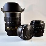 Used Nikon Lenses