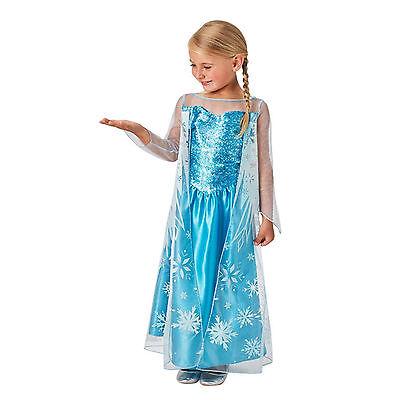 Elsa Classic Frozen Prinzessin Kostüm Disney Film Die Eiskönigin 12362097513