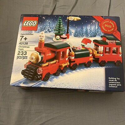 LEGO Creator Christmas Train 2015 (40138)