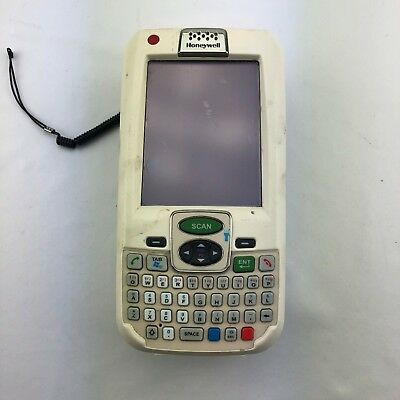Honeywell Dolphin 9700 Mobile Computer White Barcode Scanner
