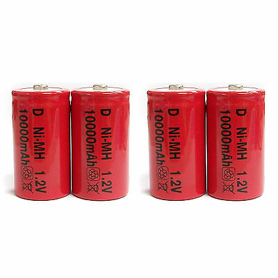 Wholesale ultra capacity nimh rechargeable battery cell d/lr20/am1 9000mah12v ,samples support ,10pcs/lot