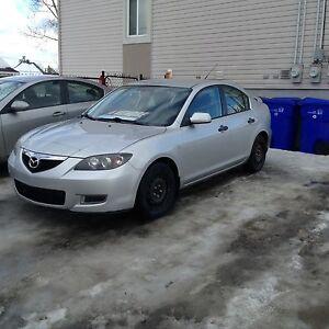 Mazda3 a vendre