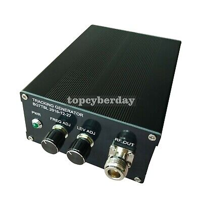 Ms2601 Ms610 Command Spectrum Analyzer Tracking Generator Source Universal
