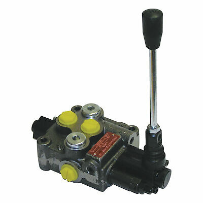 Prince Single Spool Monoblock Hydraulic Valve - 8 Gpm Model Mb11b5c1