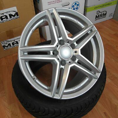 17 Zoll Felgen Rial M10 PS ET 53 Mercedes GLE W166 M W164 166 R W251 V Viano Vit