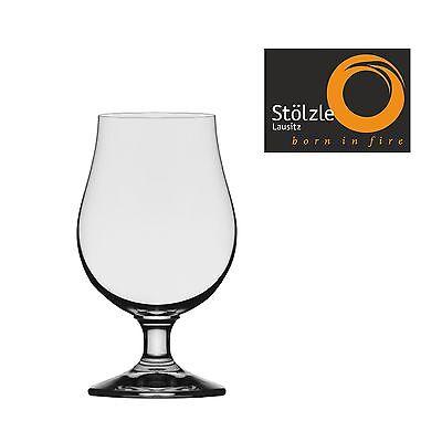 Bierglas Biertulpe Biergläser Kristall 0,3l Stölzle Lausitz 6 Gläser Set Neuware