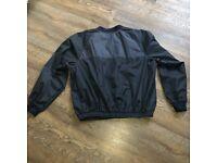 YKK Vintage Unused Brass #10u Heavy Duty Slider for metal zipper some wear